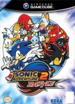 Sonic Adventure 2: Battle (EU)