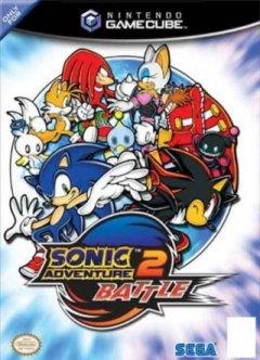 Sonic Adventure 2: Battle (EU)