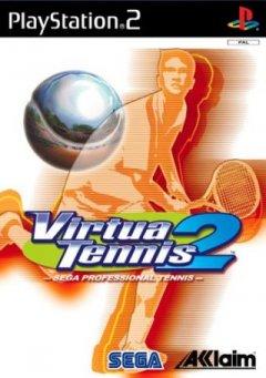 Virtua Tennis 2 (EU)