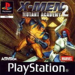 X-Men: Mutant Academy 2 (EU)