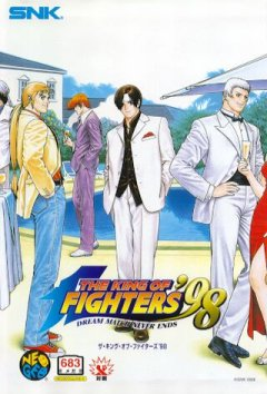 King Of Fighters '98, The (JAP)