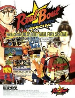 Real Bout Fatal Fury Special (EU)
