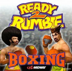 Ready 2 Rumble Boxing (EU)