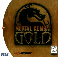Mortal Kombat Gold (US)
