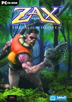 Zax: The Alien Hunter (EU)