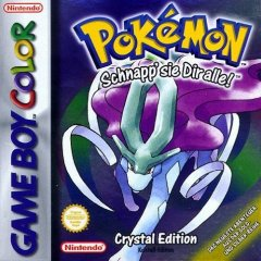 Pokémon Crystal (EU)