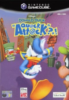Donald Duck: Quack Attack (EU)