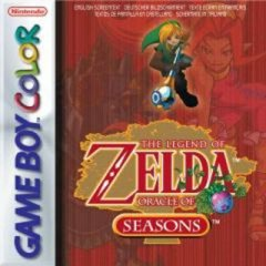 Legend Of Zelda, The: Oracle Of Seasons (EU)