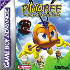 Pinobee: Wings Of Adventure (EU)