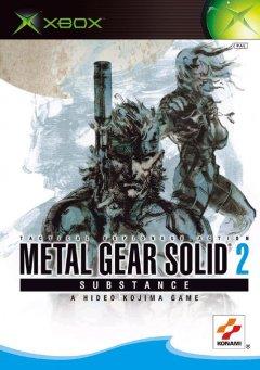Metal Gear Solid 2: Substance (EU)