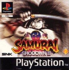Samurai Shodown III: Blades Of Blood (EU)