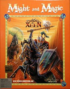 Might And Magic V: Darkside Of Xeen (EU)