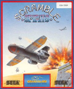 Scramble Spirits (EU)