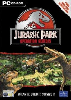 Jurassic Park: Operation Genesis (EU)