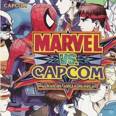 Marvel Vs. Capcom: Clash Of Super Heroes (EU)