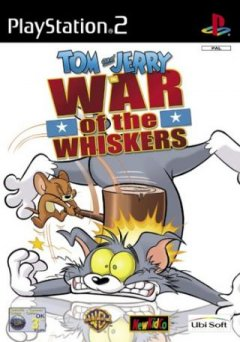 Tom & Jerry: War Of The Whiskers (EU)