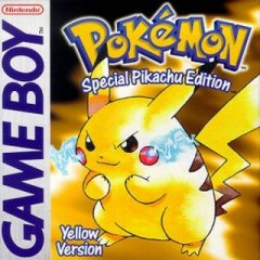 Pokémon Yellow: Special Pikachu Edition (EU)