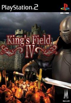 King's Field IV (EU)