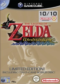 Legend Of Zelda, The: The Wind Waker (EU)