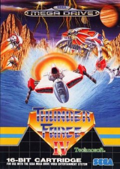 Thunder Force IV (EU)
