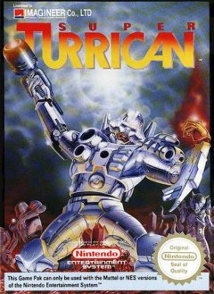 Super Turrican (1993 Rainbow Arts) (EU)
