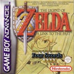 Legend Of Zelda, The: A Link To The Past (EU)