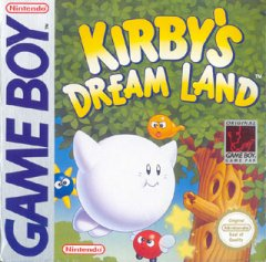 Kirby's Dream Land (EU)
