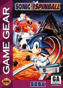 Sonic Spinball (US)
