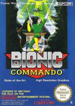 Bionic Commando (1988) (EU)