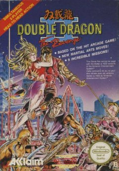 Double Dragon II: The Revenge (EU)