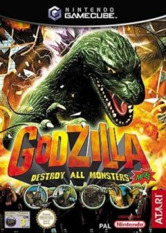 Godzilla: Destroy All Monsters (EU)