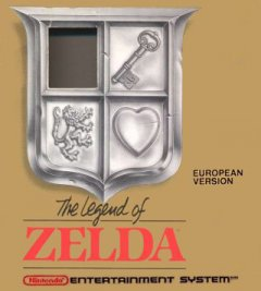 Legend Of Zelda, The (EU)