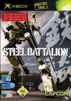 Steel Battalion (EU)