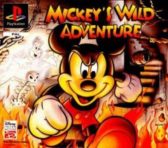 Mickey's Wild Adventure (EU)