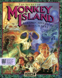 Secret Of Monkey Island, The (EU)