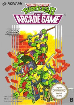 Teenage Mutant Ninja Turtles: The Arcade Game (EU)