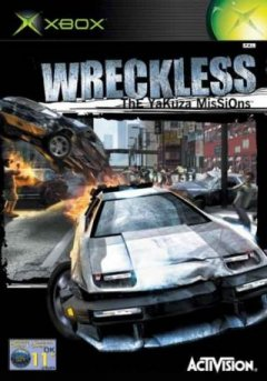Wreckless: The Yakuza Missions (EU)