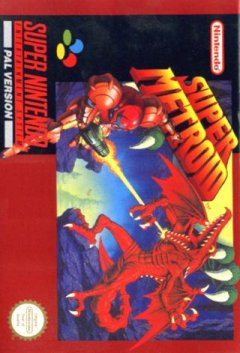 Super Metroid (EU)