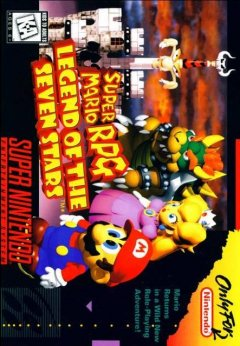Super Mario RPG: Legend Of The Seven Stars (US)