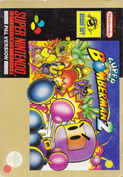 Super Bomberman 2 (EU)
