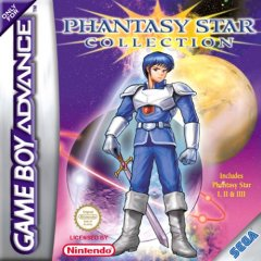 Phantasy Star Collection (EU)