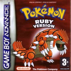 Pokémon Ruby (EU)