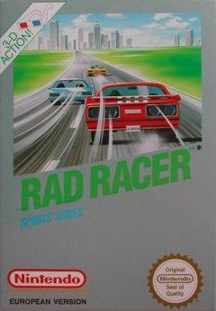 Rad Racer (EU)