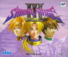 Shining Force III: Premium Disc (JAP)