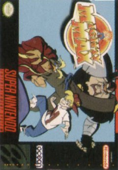 Adventures Of Mighty Max, The (US)