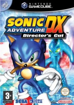 Sonic Adventure DX: Director's Cut (EU)