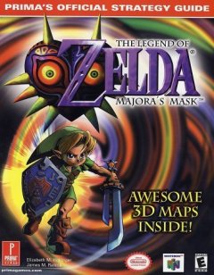 Legend Of Zelda, The: Majora's Mask: Official Strategy Guide (US)