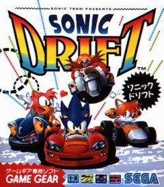 Sonic Drift (JAP)