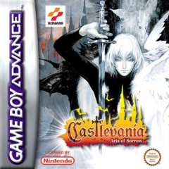 Castlevania: Aria Of Sorrow (EU)