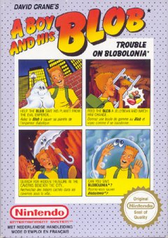 Boy And His Blob, A (EU)